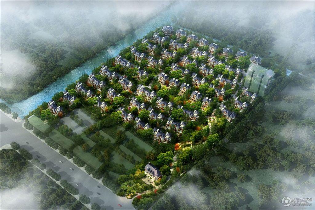 上海庄园 效果图