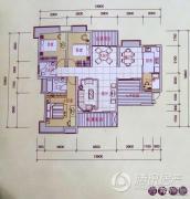 锦嘉汇景城4室3厅2卫0平方米户型图