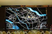 丽景万城交通图