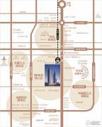 东方希望天祥广场交通图