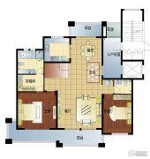 亚龙湾东湖0室0厅0卫282平方米户型图