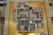 宝丽・盛世阳光3室2厅1卫134平方米户型图