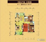 华府世家0室0厅0卫0平方米户型图