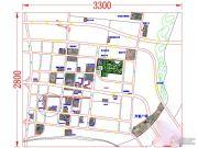 棠悦交通图