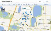 学伟鑫城交通图