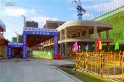 奥邦商业广场实景图