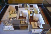 九龙仓时代上城2室2厅2卫108平方米户型图