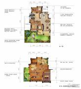 城投地产・智禧湾7室5厅2卫169平方米户型图