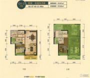 蓝光・林肯公园0室0厅0卫102平方米户型图