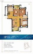 永鸿・御珑湾3室2厅1卫0平方米户型图
