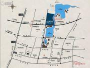 宏基月湖湾交通图