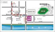 千翔尚城交通图