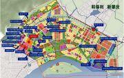 肇庆保利花园交通图