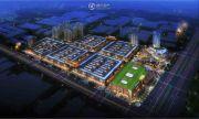 申新泰富国际商贸城效果图
