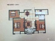 盛世明都3室2厅1卫99平方米户型图