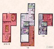 易居公馆0室0厅0卫125--136平方米户型图