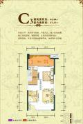 学府怡景0室0厅0卫37平方米户型图