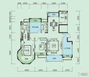 大洋五洲4室2厅2卫153平方米户型图
