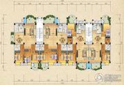 金色华府3室2厅2卫0平方米户型图