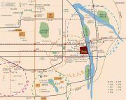 龙湖香醍西岸交通图