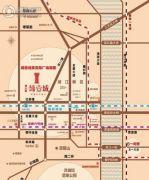 奥克斯缔壹城交通图