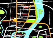 中旗・第5大道交通图
