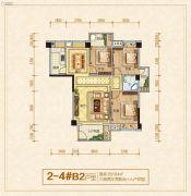 龙泉绿苑3室2厅1卫0平方米户型图