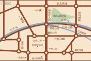 乾园燕熙台交通图