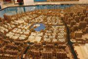 新湖明珠城沙盘图