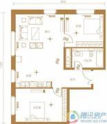 北京ONE0室0厅0卫115平方米户型图