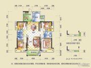 盈拓御江4室2厅3卫0平方米户型图