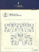 客天下・威尼斯1室2厅1卫55--122平方米户型图