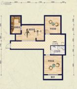 保艾尔云麓1室1厅0卫263平方米户型图