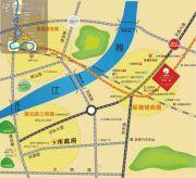 中央一品交通图