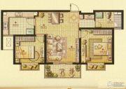 荣记玖珑湾2室2厅1卫93平方米户型图