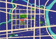 阳光美城交通图