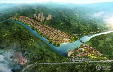 碧桂园・长城河谷