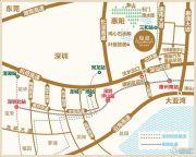惠阳振业城・原著交通图