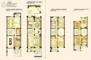 阿维侬庄园5室3厅4卫374平方米户型图