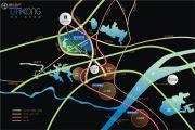空港中心交通图