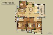塘浦嘉苑4室2厅2卫0平方米户型图