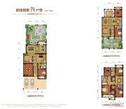 金昌启亚・白鹭金岸5室2厅4卫462平方米户型图