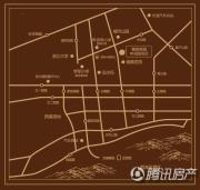 赛丽绿城慧园交通图