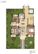 新南浔孔雀城2室2厅1卫0平方米户型图