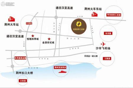荆州佳海浙商工业城