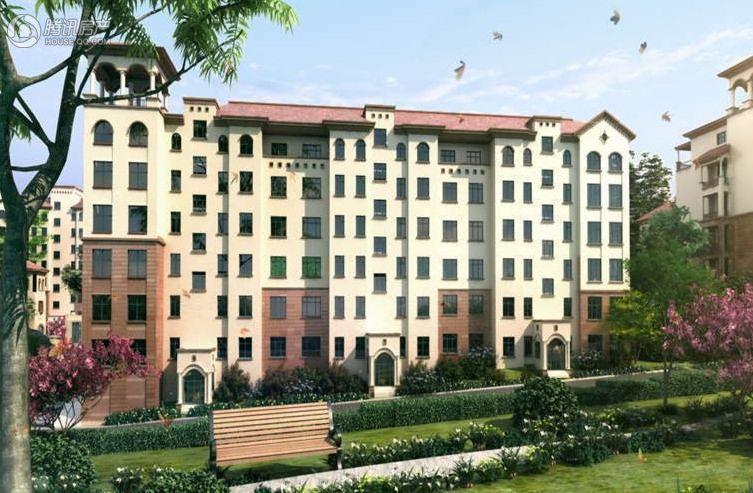 紫金世家折后均价5300元/平 预计2015年年底交房
