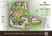 碧桂园松湖珑悦规划图