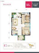 长岛蓝湾2室2厅1卫0平方米户型图