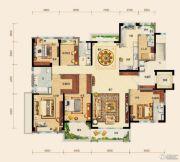碧桂园・紫台6室2厅4卫264平方米户型图