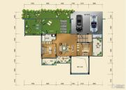 台山颐和温泉城6室6厅3卫334平方米户型图